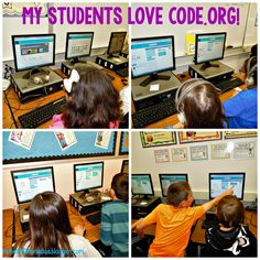 Students love coding! Try the Hour of Code with code.org