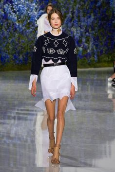 Christian Dior at Paris Fashion Week Spring 2016 - Runway Photos Christian Dior, Spring Summer 2016, Fall 2016, Fashion Show, Paris Fashion, Ready To Wear, High Waisted Skirt, Runway, Menswear