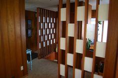 Midcentury room dividers | Salt Lake City, Utah