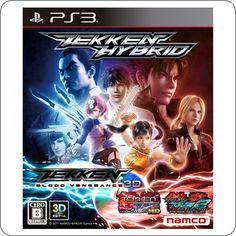 PS3 Tekken Hybrid R$109.90