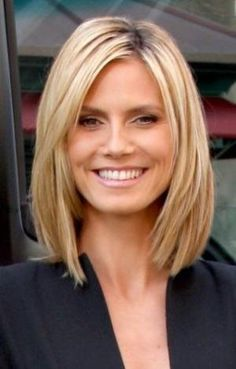 Medium Hair Styles For Women Over 40 Long layered bob for fine hairstyles for fine long hair | iTweenFashion.com by cintee