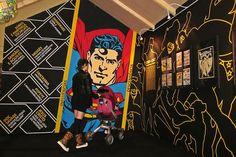 No AmadoraBD podemos encontrar um amplo espaço dedicado à 9ª Arte que faz as delícias de leitores, coleccionadores e fãs. Para se divertirem como nós, aproveitem a semana que resta, pois o evento termina a 10 de Novembro