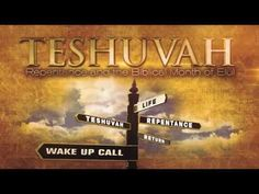 Jim Staley - Teshuvah Repentance and the Biblical Month of Elul