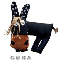 konik (proj. GOHA), do kupienia w DecoBazaar.com