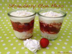Schnin's Kitchen: Strawberry Eton Mess