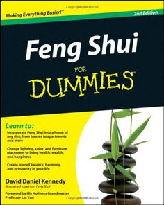 Feng shui is the ancient Chinese art of directing energy, and using feng shui with houseplants is an important part of the practice. Plants are always excellent feng shui for a home or office because they bring vibrant Chi, or energy into one's. Feng Shui Books, Feng Shui Plants, Feng Shui Art, Feng Shui For Dummies, Feng Shui History, Feng Shui Principles, Gardening For Dummies, Gardening Hacks, Gardening Supplies