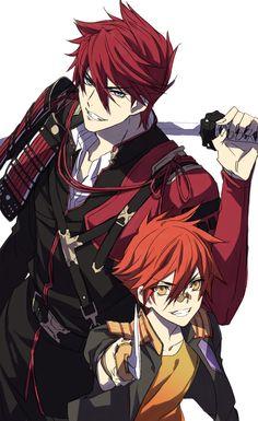 Ookanehira & Aizen