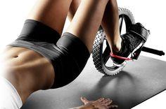 ¿Cómo entrenar abdominales con la Power Wheel? | Blog Mundo Fitness