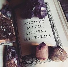 ancient mystery for witches