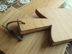 DIY Bamboo Bread Boards