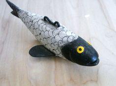 Vintage Fish Decoy