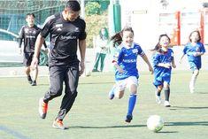 「横浜F・マリノス スペシャルサッカー教室」開催のご報告|株式会社ツクイホールディングスのプレスリリース