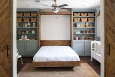 DIY Murphy Bed - Step #1 Read the Instructions Build A Murphy Bed, Murphy Bed Desk, Murphy Bed Plans, Murphy Bed Office, Queen Murphy Bed, Fold Down Beds, Bed Steps, Modern Murphy Beds, Guest Room Office