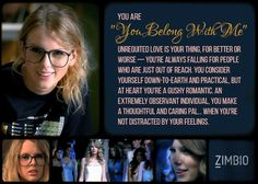 "I took the ""What Taylor Swift song are you?"" quiz and I got You Belong With Me! Lol take the quiz!"