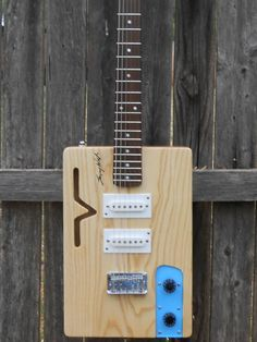 awesome custom guitar