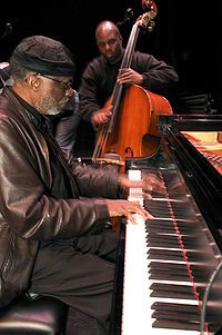 """Ahmad Jamal - Born Frederick Russell Jones in Attended Westinghouse High School. Was an influential jazz pianist, composer and educator. His recording """"But Not for Me"""" in 1958 was one of that year's best selling albums. He still performs today. Instrumental, Smooth Jazz Artists, Jazz Musicians, Jazz Blues, Music Icon, Classical Music, Music Lovers, Reggae, Russell Jones"""