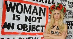Les Femen : bonnets