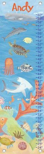 Ocean World Growth Chart