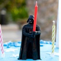 Star Wars Darth Vader Helfigur, Tårtljus