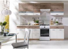 Kuchyňská linka ECONO B plus 270 s pracovní deskou-Nábytek od FORLIVE shop Real Estate Photography, Kitchen Photos, Cool Kitchens, Table, House, Furniture, Design, Home Decor, Detail