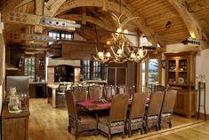 Stunning 60+ Best Rustic Interior Design Inspiration https://homegardenmagz.com/60-best-rustic-interior-design-inspiration/