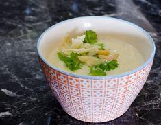 almás-mandulás zellerkrémleves Fruit, Cooking, Ethnic Recipes, Soups, David, Food, Kitchen, Essen, Soup