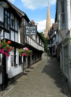 Ledbury, Herefordshire, UK