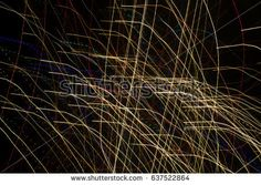 Abstract Light Painting