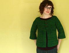 Ravelry: February Lady Sweater pattern by pamela wynne
