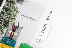 Bespoke typographic headlines for Condé Nast Traveler magazine.Art Direction: Caleb Bennett