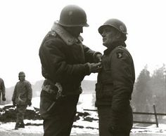 Former Sgt. Jiggs Yeager remembers Gen. Patton at 'Battle of the Bulge' - http://www.warhistoryonline.com/war-articles/former-sgt-jiggs-yeager-remembers-gen-patton-battle-bulge.html