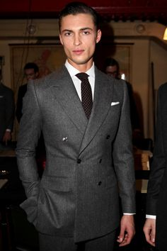 Savile Row, Woolmark & St James's – Collection Homme Automne/Hiver 2014 – Londres