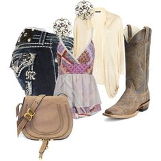 """""""Country Outfit"""" by deedra-heinzen on Polyvore"""