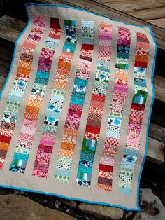 pocket change coin quilt with link to tutorial | by Jacquie G
