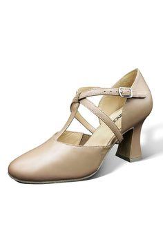 d3f210147c4 This So Danca Broadway Cabaret T-strap 3 inch heel shoe will set you