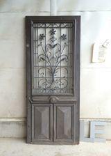 フレンチアイアンドア Tall Cabinet Storage, Iron, Doors, Furniture, Home Decor, Decoration Home, Room Decor, Home Furnishings, Arredamento