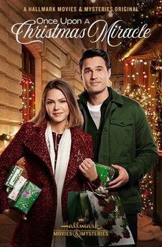 Its a Wonderful Movie - Your Guide to Family and Christmas Movies on TV: Once Upon a Christmas Miracle - a Hallmark Movies & Mysteries Miracles of Christmas Movie starring Aimee Teegarden & Brett Dalton! Películas Hallmark, Films Hallmark, Hallmark Holiday Movies, Family Christmas Movies, Christmas Shows, Hallmark Channel, Family Movies, Christmas Christmas, Movies Showing