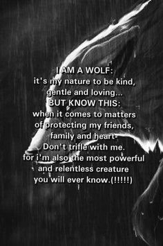 I AM A WOLF – Witches Of The Craft®