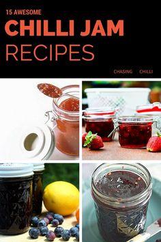 15 Chilli Jam Recipes