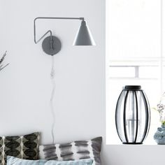 House Doctor Wall Lamp spot Game white
