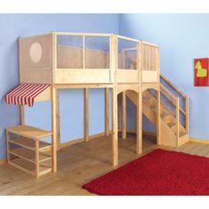 Indoor Playhouses on Hayneedle - Indoor Playhouse for Kids
