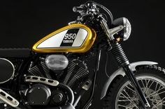 Yamaha Bolt Custom by Doc's Chops - Airows