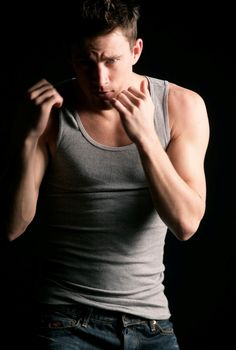 Since i watched step up movie, i like him. Channing Tatum