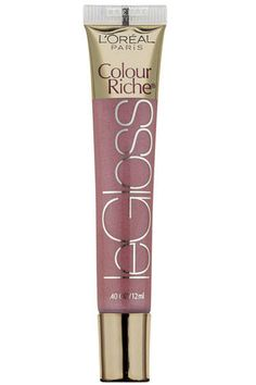 Best Drugstore Beauty Products - 2014's Top Drugstore Beauty Buys - Harper's BAZAAR colour riche le gloss nude touch