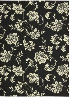 Nourison Home and Garden RS014 Area Rug