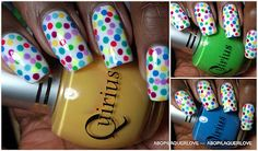 Dotted nails had this done it is great!