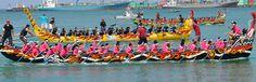Dragon boat races