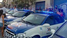 Chevrolet Corsa clasic . Policia Local . Avellaneda , Provincia de Bs As