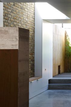 Phil Coffey Architect Modern Terrace