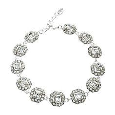 Bardot Wedding Bracelet (sj)